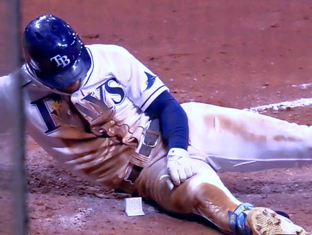 Nutshell: Kevin Kiermaier and the Blue Jays are Right