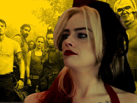 The Peanut Gallery Reviews The Suicide Squad