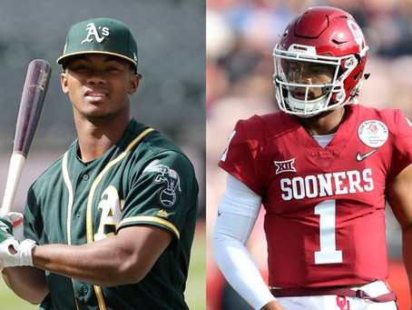 The Good, The Bad, and The Ugly: A Tour Through Kyler Murray's Athletic Decision