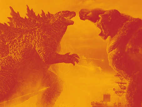 The Peanut Gallery Reviews Godzilla vs. Kong