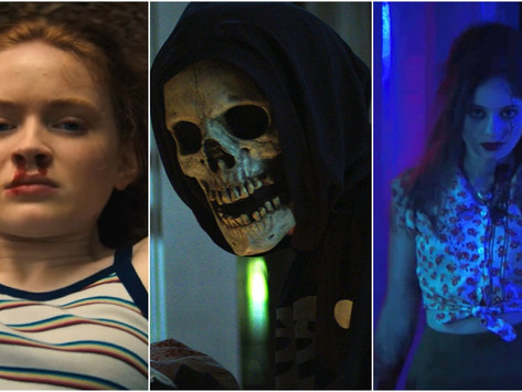 The Peanut Gallery Reviews the Fear Street Trilogy