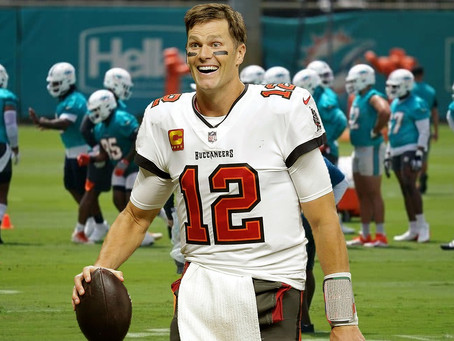 Nutshell: Tom Brady Was Definitely Talking About the Dolphins