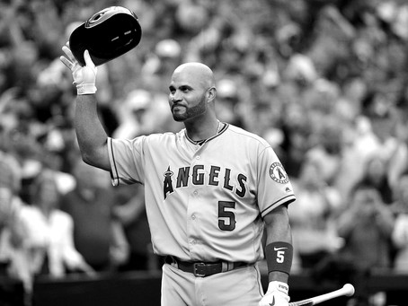 Nutshell: It Appears Albert Pujols is Done