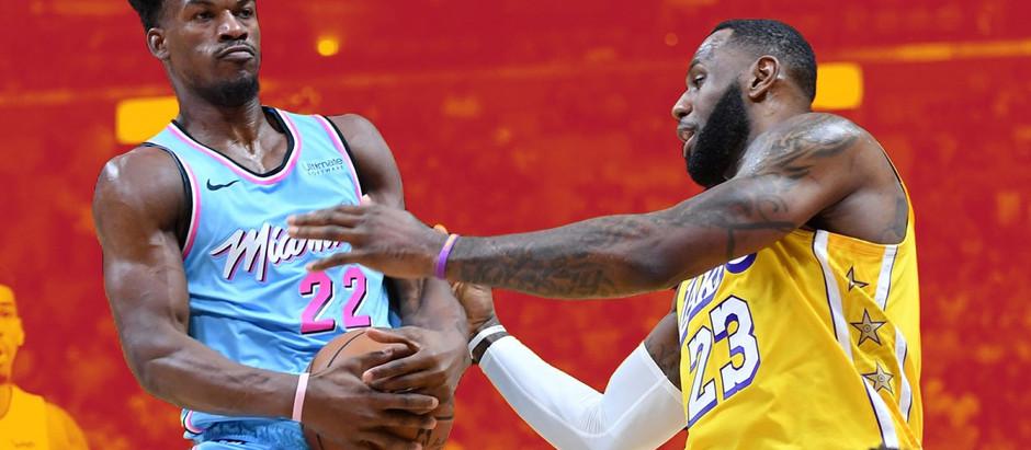 2020-2021 NBA Season Predictions