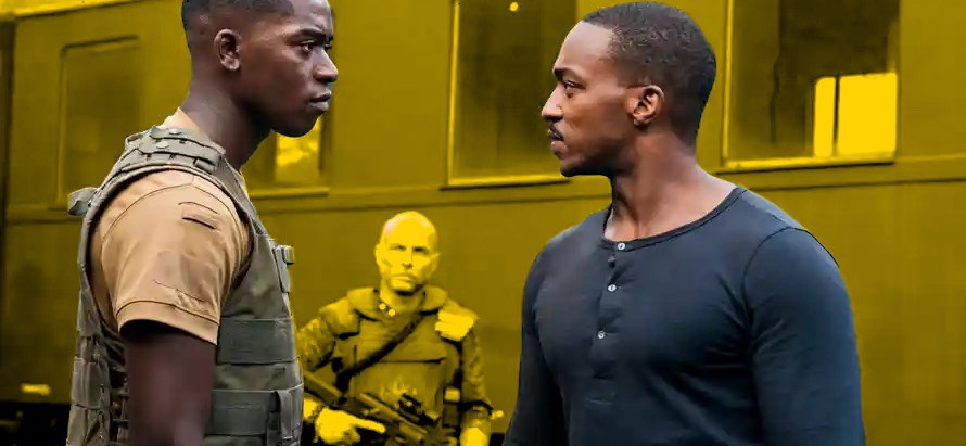 The Peanut Gallery Reviews Outside the Wire