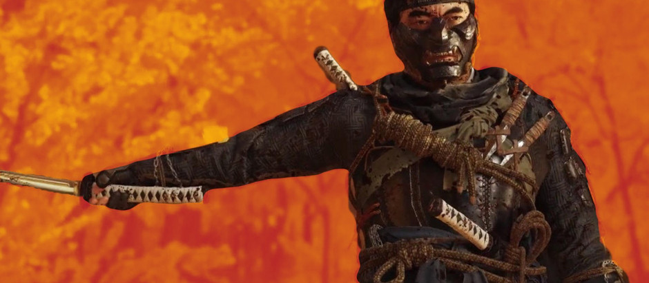 Nutshell Review: Ghost of Tsushima