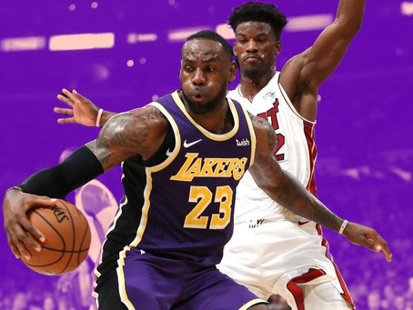 The Peanut Gallery's 2020 NBA Finals Forecast