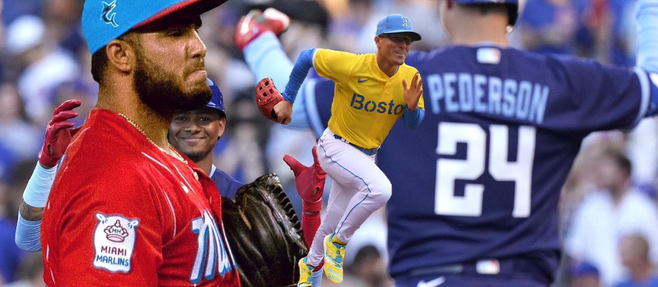 The Peanut Gallery Reviews MLB City Connect Uniforms