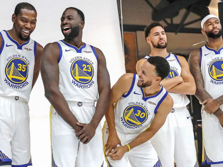 Why Do We Hate The Warriors?
