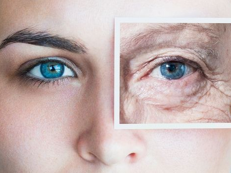 Anti-Aging… Some Age Faster Than Others.