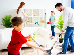 8 Household Tips for Working Moms
