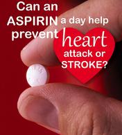 Taking Daily Aspirin?