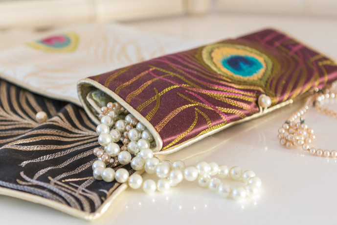 Makeba Jewellery Roll