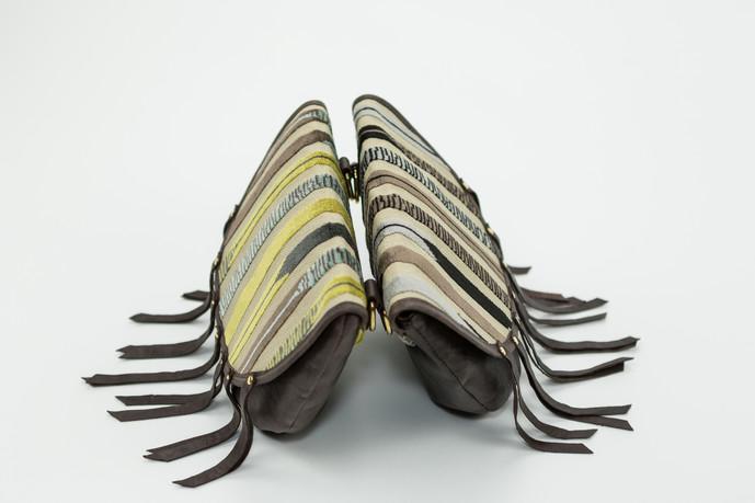 Kandinsky Tasseled Saddle