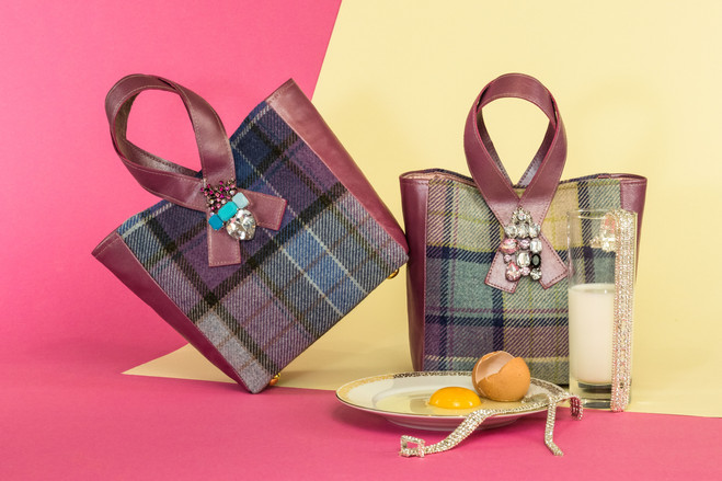 Highlands Tote Bags