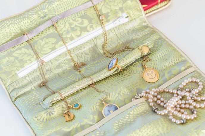 Makeba Jewellery Roll