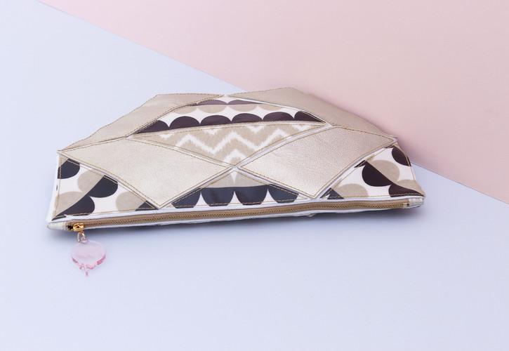 Origami Petit Pois Bean Travel Bag