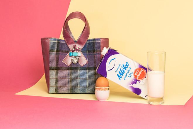 Highlands Tote Bag Iona Juniper