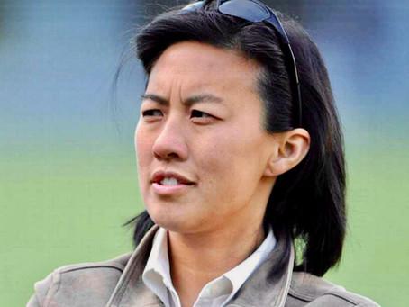 I am woman, hear me roar: Baseball has a female GM!!!