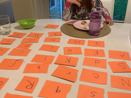 Is your child a genius just because they know the alphabet?