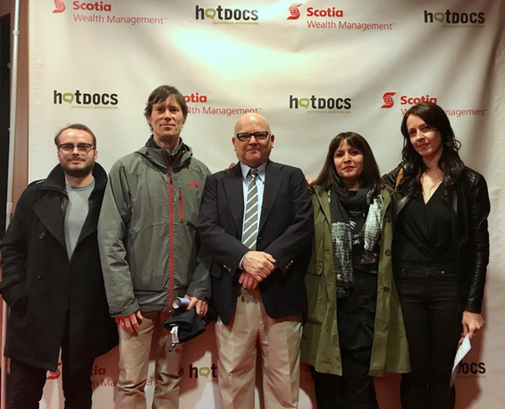 THE CORPORATE COUP D'ETAT AT HOT DOCS