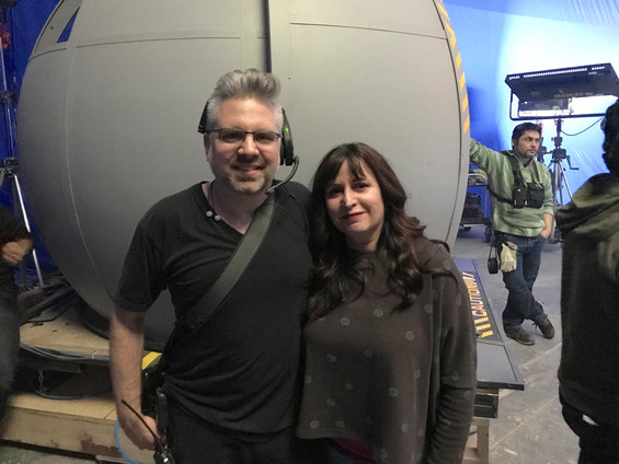 THE EXPANSE S3 WITH DP JEREMY BENNING