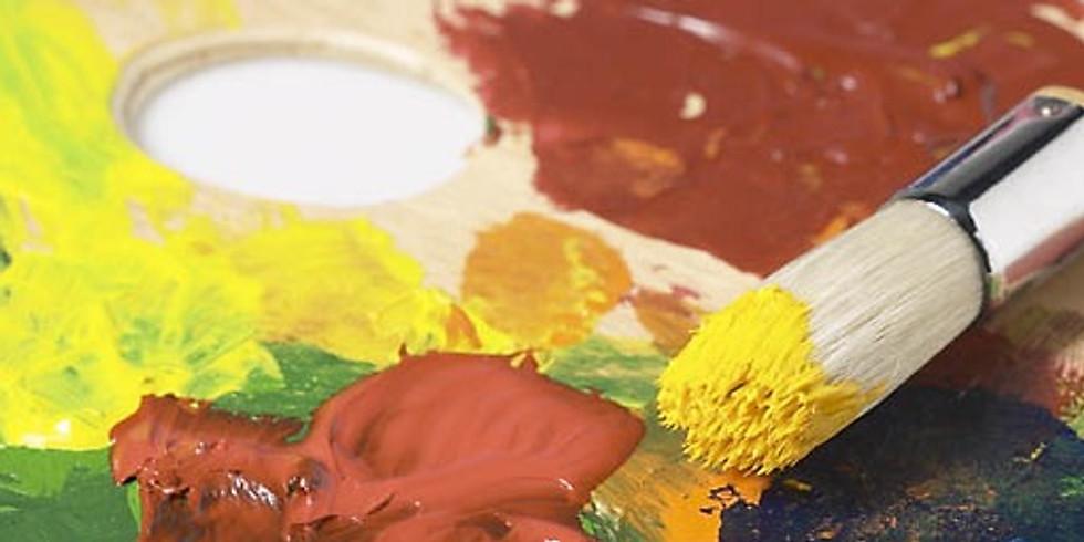 Walton Art Class - 18th August 2021
