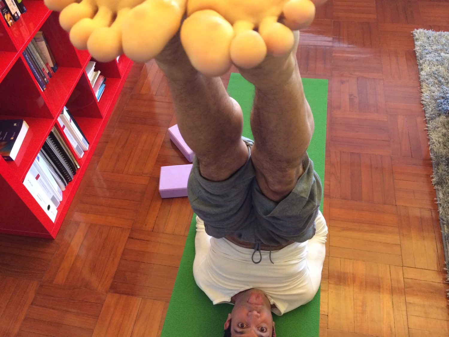 one2one yoga class