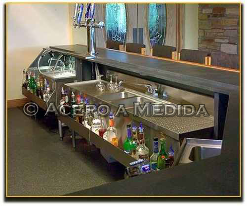 Bar Tender O Barra Movil