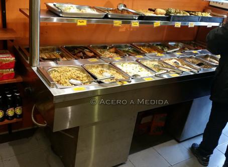 6 pasos para abrir tu restaurante de comida por peso