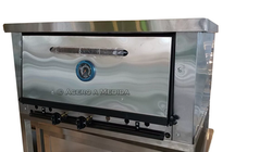 Horno Industrial De Acero Inoxidable