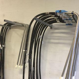 Aflex 'Trombone' Stock at Tyne Valves Ltd.
