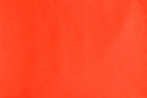 Orange Fleece Lined