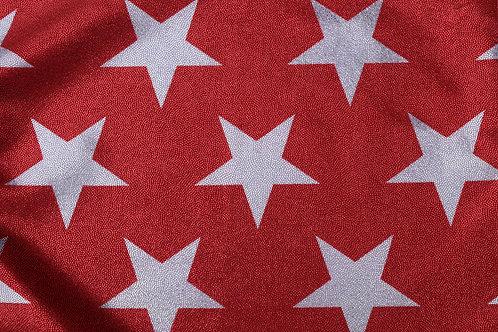 America Stars - Red