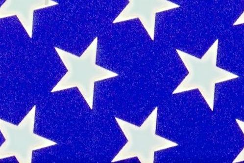 America Stars - Royal Blue