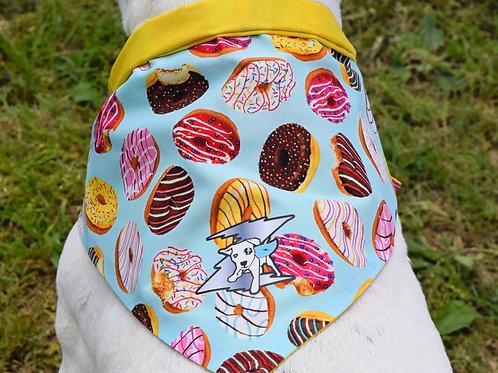 Donuts Bandana - Reversible