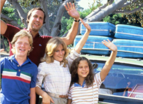 National Lampoon's Vacation Signed Photo