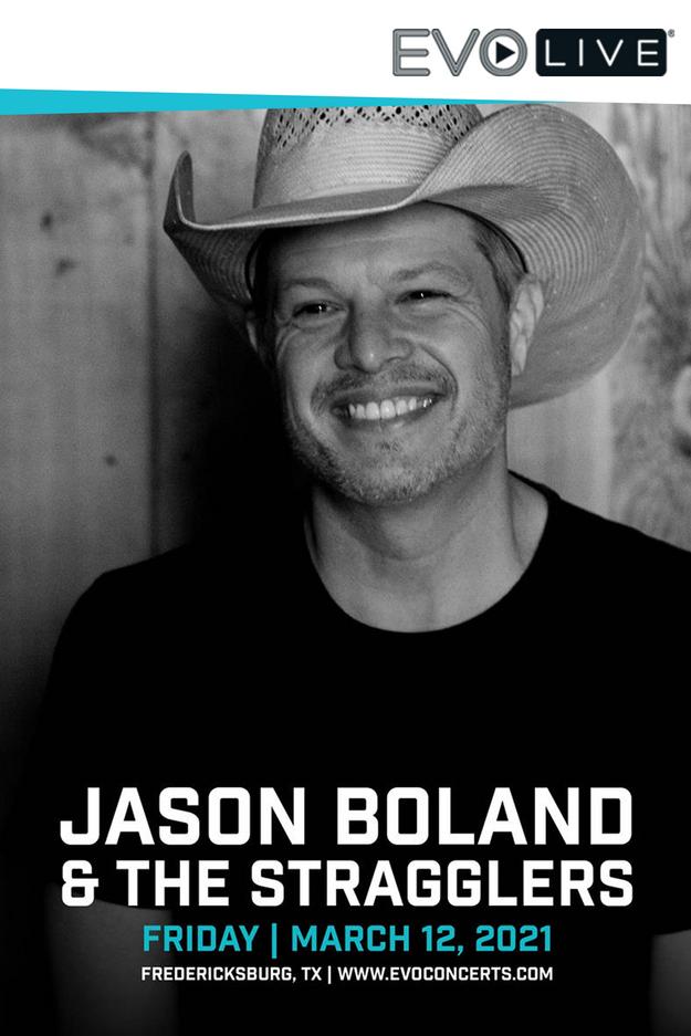 EVO Concerts : Jason Boland & The Stragglers