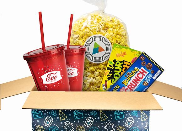 Movie Night Holiday Gift Box
