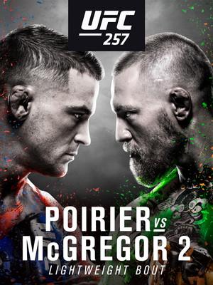 LIVE EVENT   UFC 257
