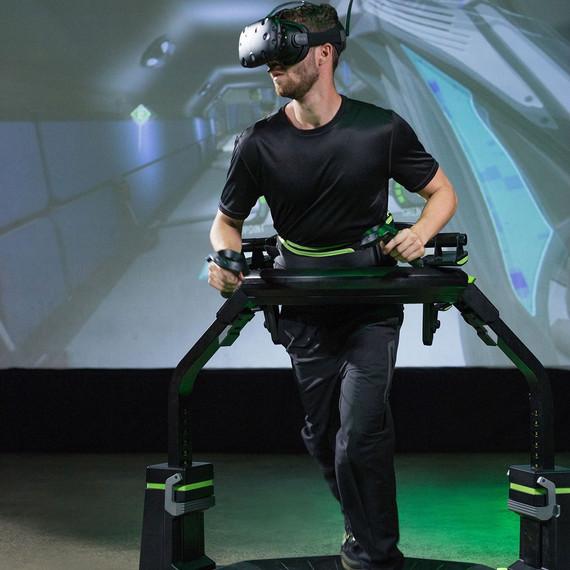 EVOvr | Omni Virtual Reality Arena