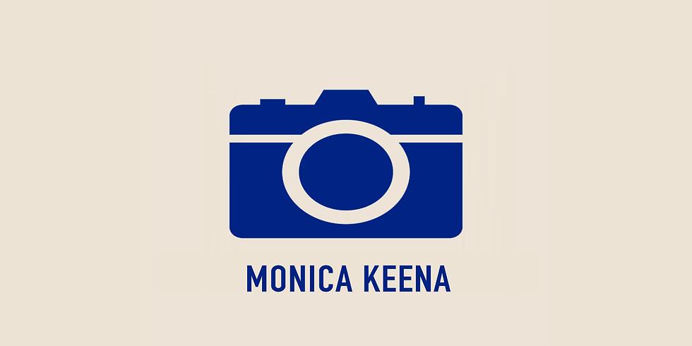 Photo with Monica Keena (10:45-11:15pm)
