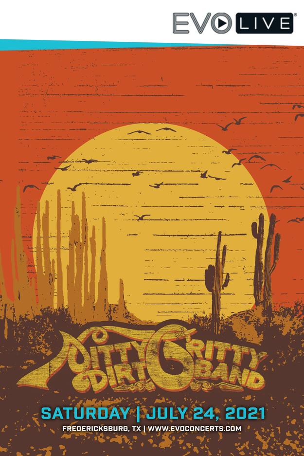 EVO Concerts : Nitty Gritty Dirt Band