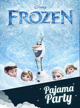 Pajama Party Cinema: Frozen