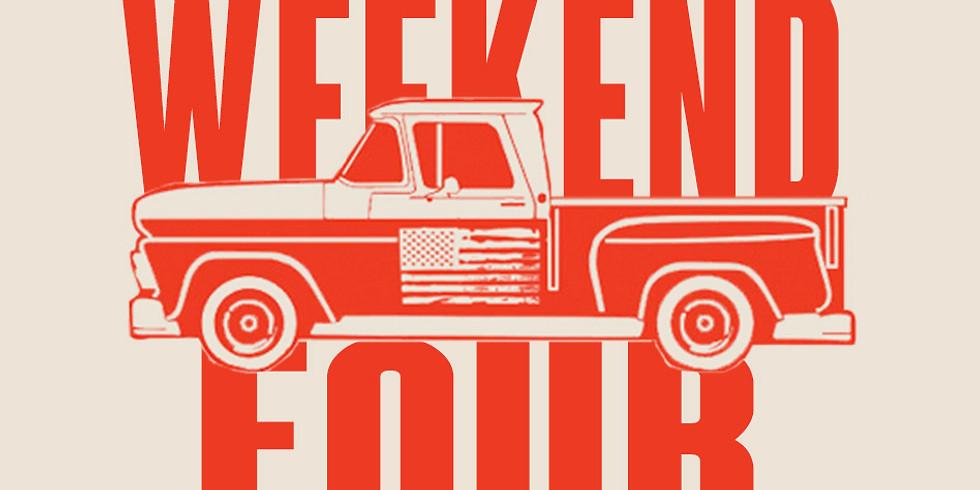 SCHERTZ | Weekend 4 Pass