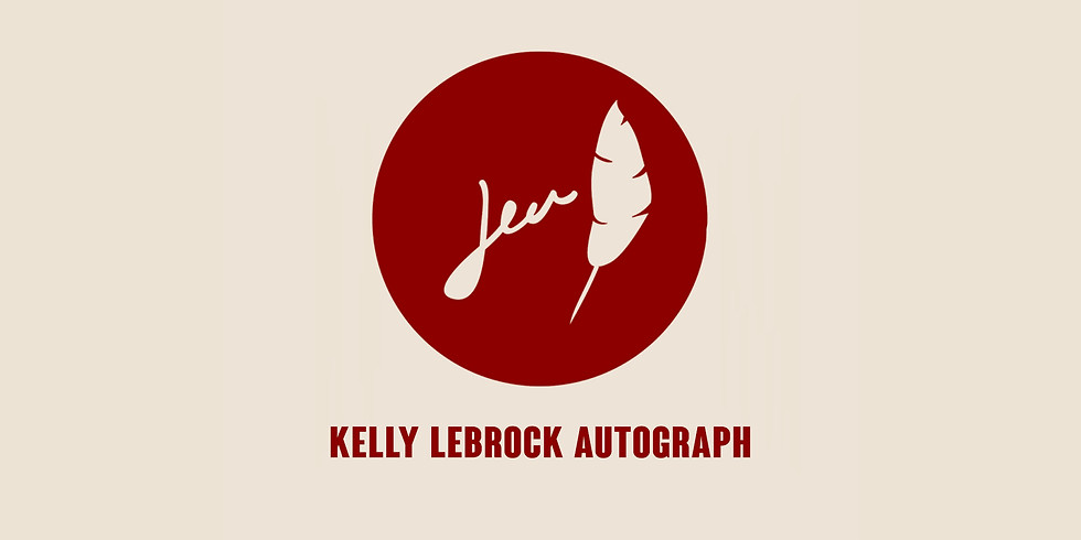 Autograph with Kelly LeBrock (9:45-10:00)