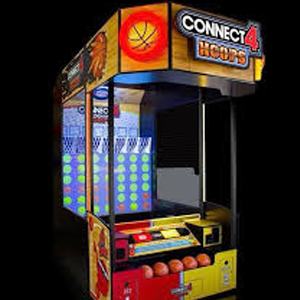 GIANT Connect Four Hoops