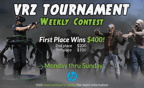 WEEKLY TOURNAMENT: VRZ
