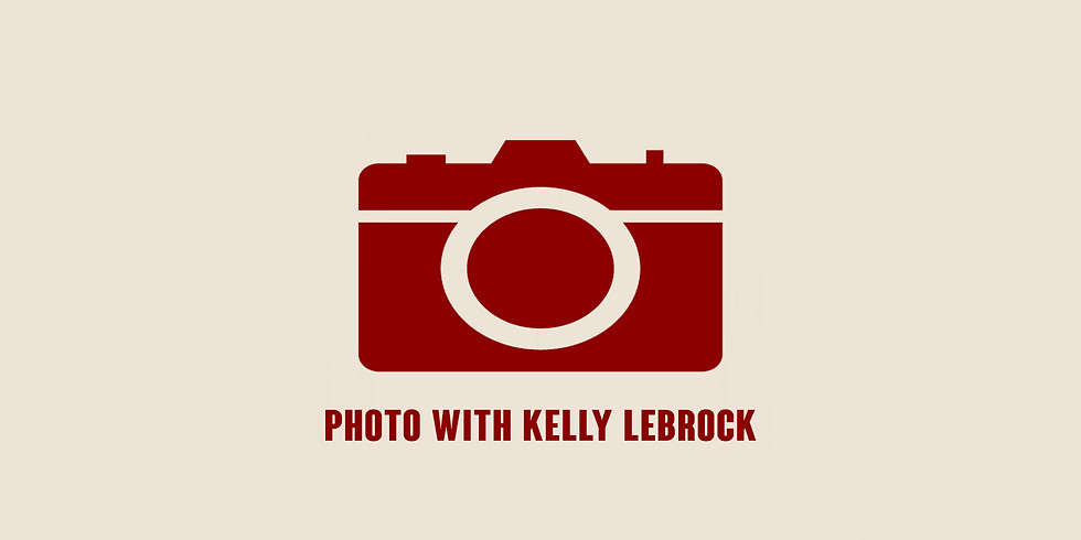 Photo with Kelly LeBrock (9:30-9:45)
