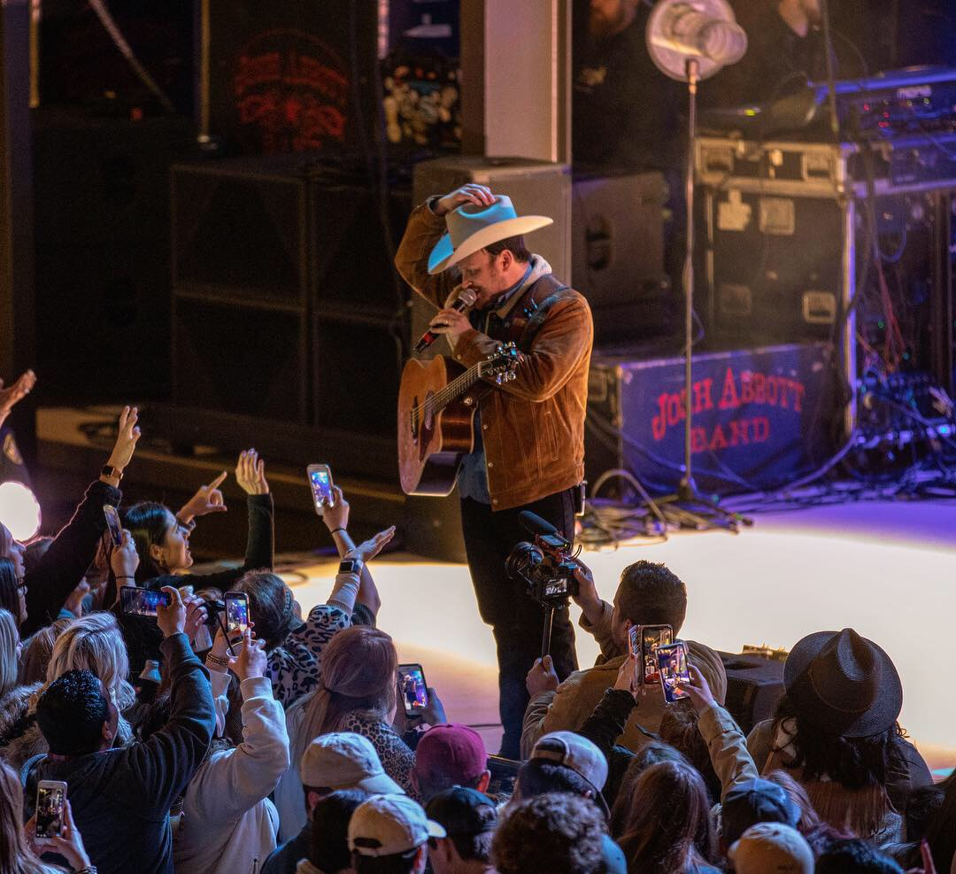 Josh Abbott Band (3/15/2019)
